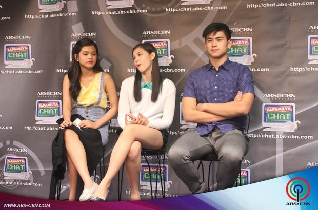 PHOTOS: Janella Salvador, Maris Racal & Manolo Pedrosa nakipagkulitan sa Kapamilya Chat!
